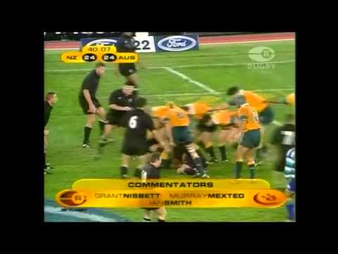 Tri-Nations 2000 - Australia vs New Zealand [Full]
