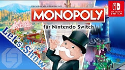 Monopoly Switch Let's Show ★ Ladezeiten aus der Urzeit ★ Switch Edition ★ Deutsch