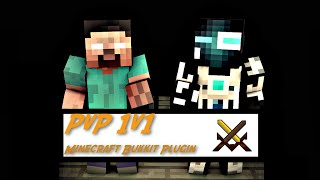 Minecraft Bukkit Plugin Tutorial: PvP 1vs1 (English)