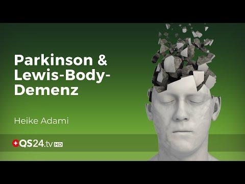 Glücklich sein trotz Parkinson und Lewis-Body-Demenz