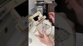 How to do straight stitch, split stitch, and stem stitch