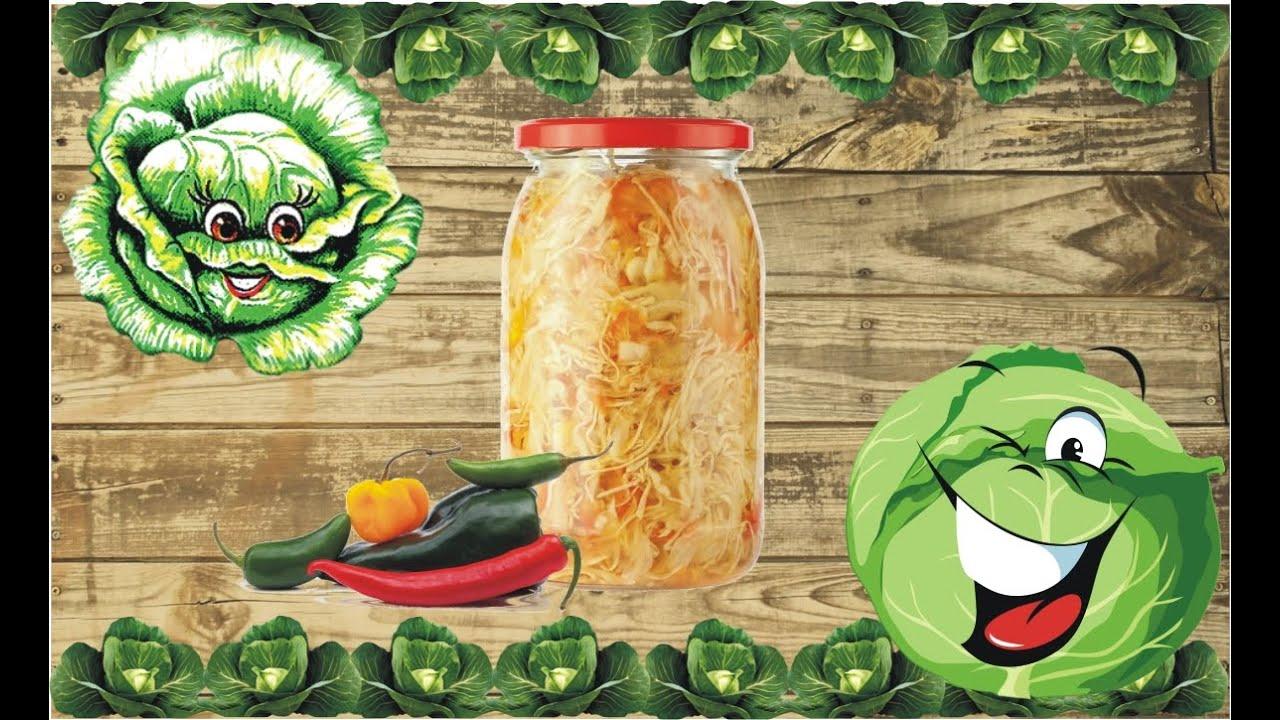 Салат капуста на улет — 1