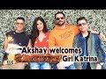 Akshay welcomes 'Sooryavanshi Girl' Katrina in 'Sooryavanshi'