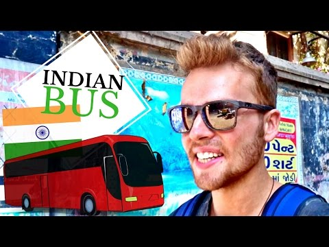 SCARY BUS TRAVEL in INDIA