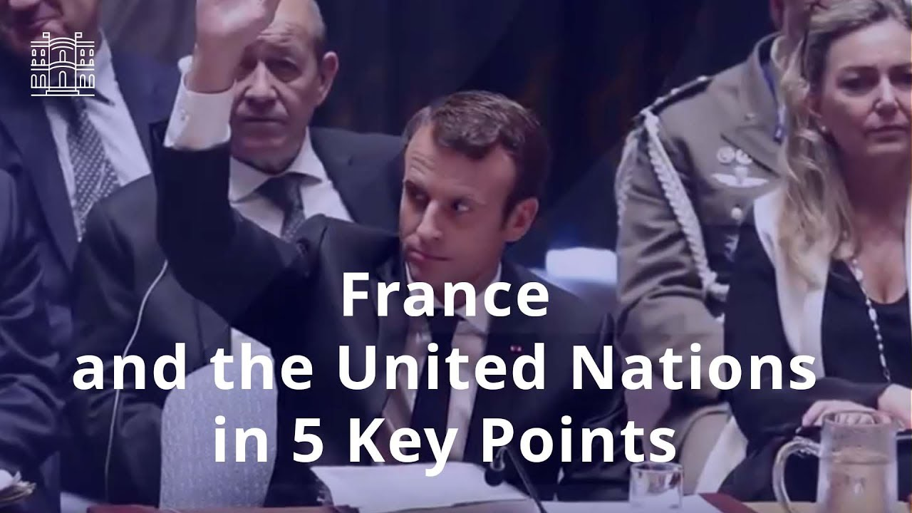 France and the United Nations