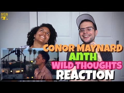 Conor Maynard & Anth - Wild Thoughts | Dj Khaled, Rihanna, Bryson Tiller | REACTION