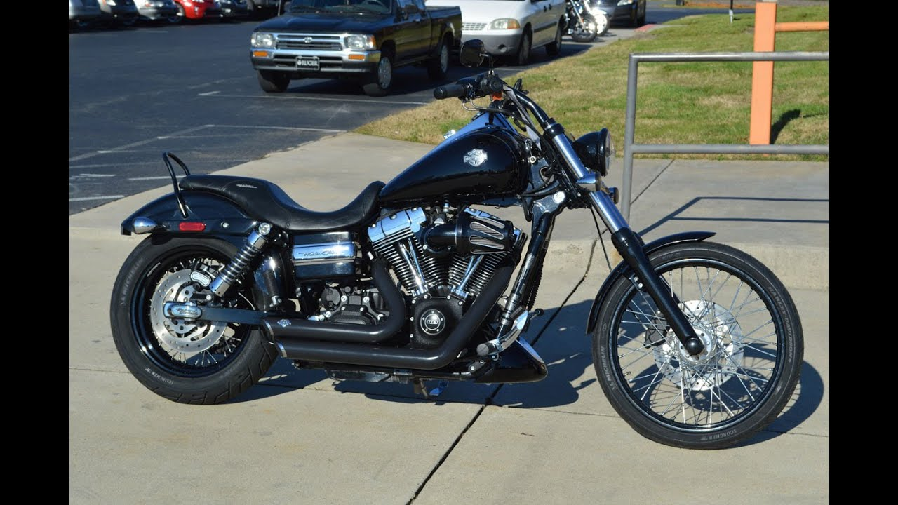SOLD! 2012 Harley-Davidson® FXDWG - Dyna® Wide Glide® 6247 - YouTube