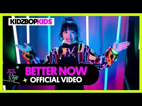 KIDZ BOP KIDS - Better Now  [KIDZ BOP 39]