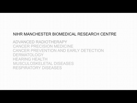 Manchester Biomedical Research Centre Video
