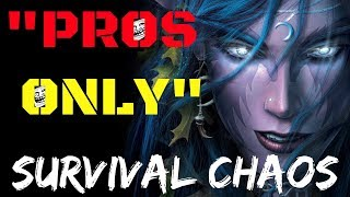"""Survival Chaos - """"PROS ONLY"""" & THE PLAGUE OF TROLLS 