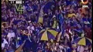 Gol De Nicolás Burdisso (Once Caldas 1 Boca 1)