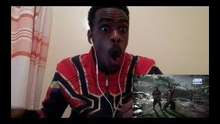 GHOST OF TSUSHIMA!!! E3 2018 GAMEPLAY!!! REACTION VIDEO!!!