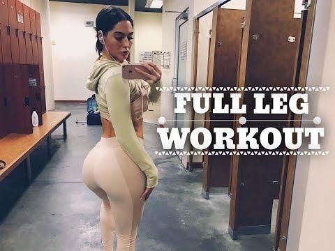 FULL LEG WORKOUT