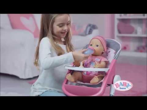 Geschenkidee Ch Zapf Creation Baby Born Boy Youtube