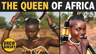 She's The QUEEN OF AFRICA (Wiyaala from Ghana)