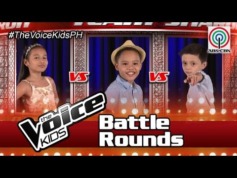 "The Voice Kids Philippines Battle Rounds 2016: ""Kailangan Kita"" by Dannah, JP & Ian"