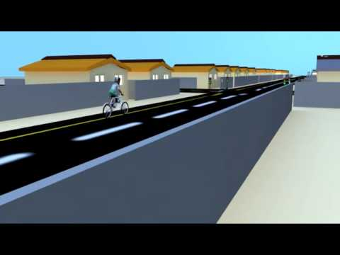 Department Of Road Transport & Safety Safe Cycling Video Animation