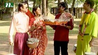 bangla natok ronger manush   episode 33   a t m shamsuzzaman bonna mirza salauddin lavlu