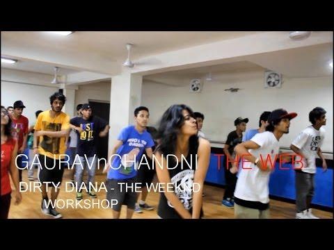 Gaurav and Chandni workshop | Urban Hip-hop | Delhi