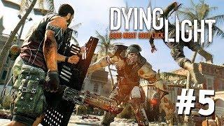 СВЕРХСИЛА в ЗОМБИ АПОКАЛИПСИС!! (Dying Light Прохождение #5)