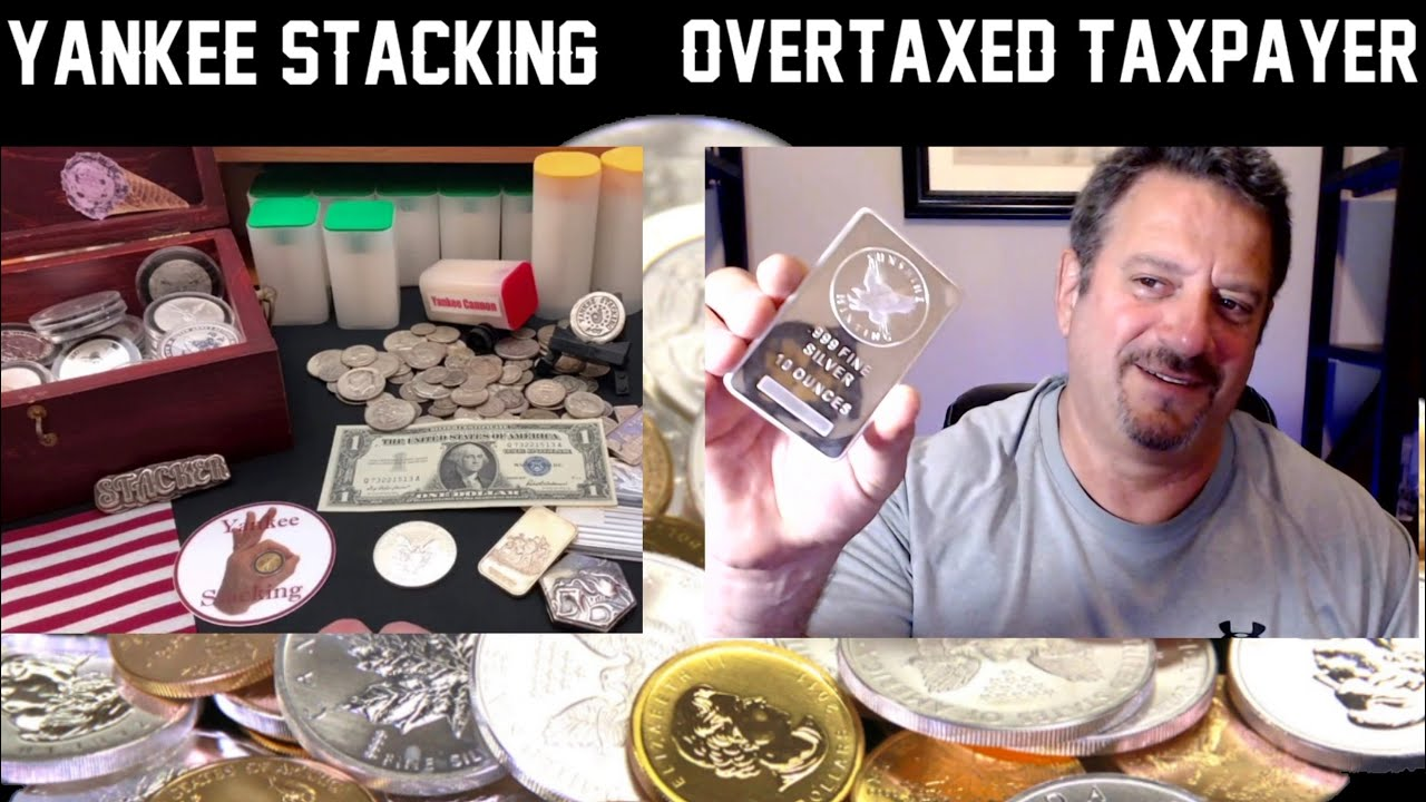 Interview with Another Overtaxed Taxpayer (A collaboration on silver and gold!)