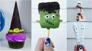 CHEAP AND EASY DIY HALLOWEEN TREATS #2 | PINTEREST INSPIRED