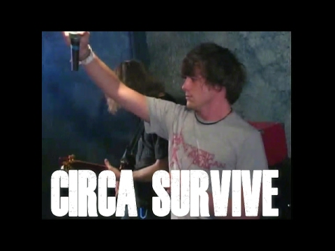 CIRCA SURVIVE Live at Ace's Basement | Full Set | March 26, 2005 (AUDIO ONLY)