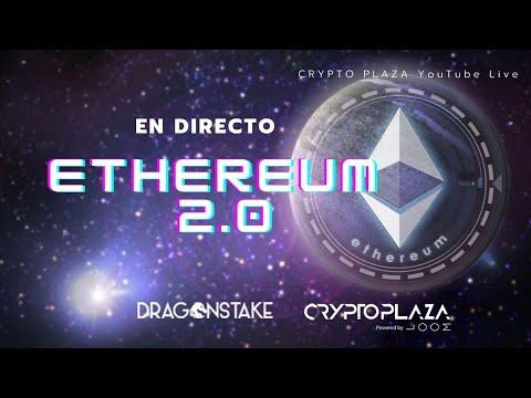 Lanzamiento de Ethereum 2.0
