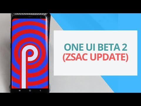 Android Pie One UI Beta 3 Official Update Download for S8