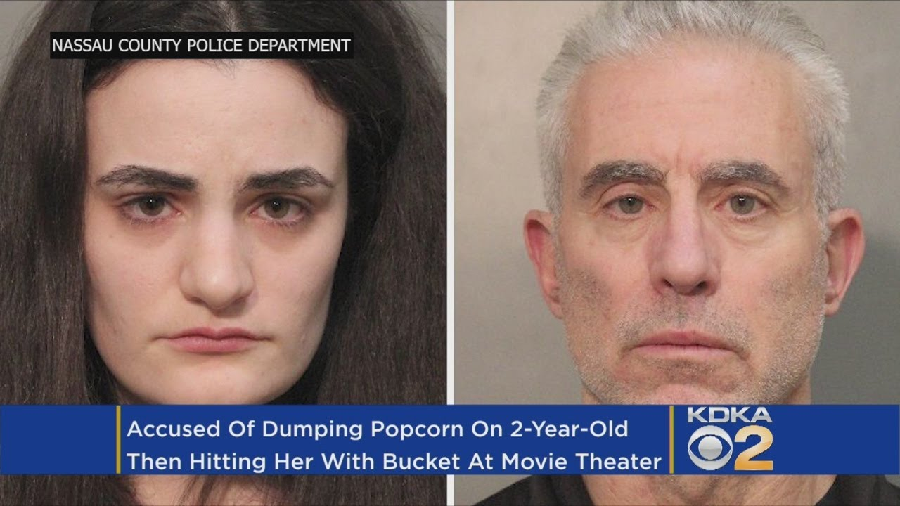 Police: Woman Dumps Popcorn On 2-Year-Old, Hits Her With Container