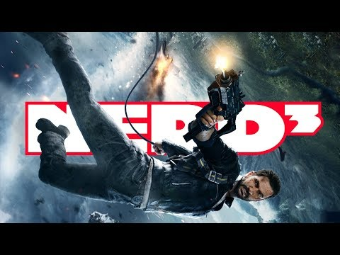 Nerd³ Plays... Just Cause 4 - WORLD EXCLUSIVE GAMEPLAY