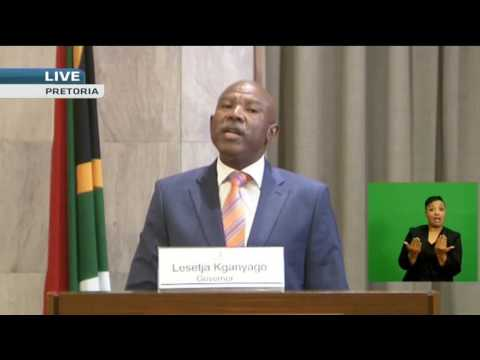 SA Reserve Bank cuts repo rate by 25 basis points to 6.75%