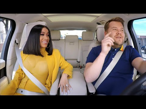 Watch Cardi B Slay a Live Performance at a Senior Citizen Center During Epic Carpool Karaoke