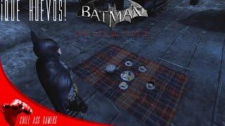 ¡Que Huevos! - Batman Arkham City Parte 1| Secretos,Curiosidades y Easter Eggs