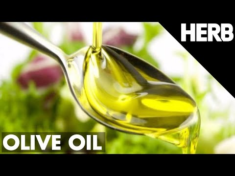 How To Make Cannabis Olive Oil  | Herb Recipes