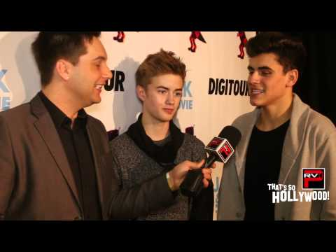 Jack Gilinsky & Jack Johnson Flirt, Do Hilarious Impersonations Of Each Other & More Fan Questions!