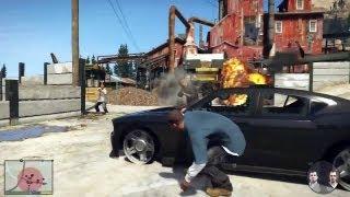 GTA 5 Bande Annonce de Gameplay VF