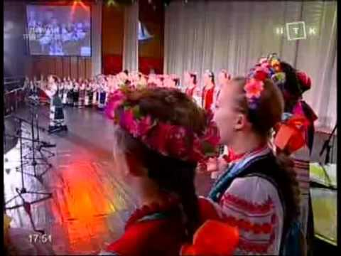 Концерт Кубанского казачьего хора 04.02.11