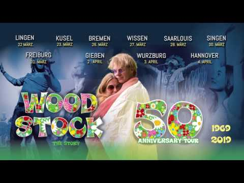 Woodstock the Story | 50th Anniversary Tour Trailer Mp3
