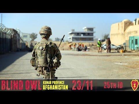 25th Infantry Division | Blind Owl | Kunar Province | [23/11]