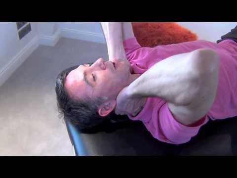 Auto-massage du cou