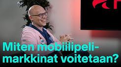 Haastattelussa Rovion peliliiketoiminnan johtaja Alexandre Pelletier-Normand