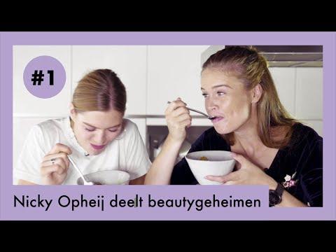 Net zo mooi als Miss Nederland: Nicky Opheij deelt haar beautytips - &C