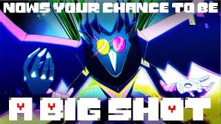 Deltarune Chapter 2   BIG SHOT (Ash_Z Remix) - Secret Boss Theme