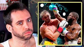 Jordi Wild analiza el vergonzoso combate de Mayweather VS Logan Paul