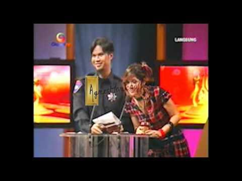 Agnes Monica Best Pop Female Artist AMI Award 2006 ( Achievement )