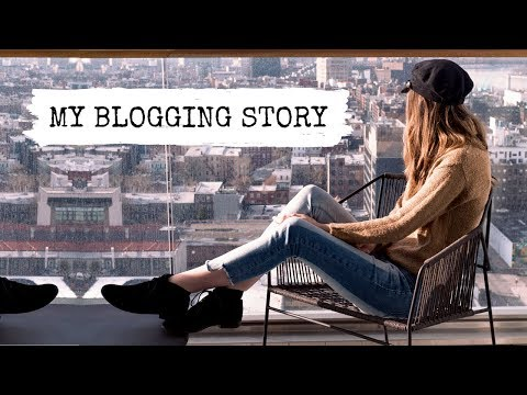 My Blogging Story: How I Got Started and Grew My Blog