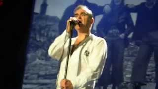 Morrissey - Smiler With Knife, London O2 2014