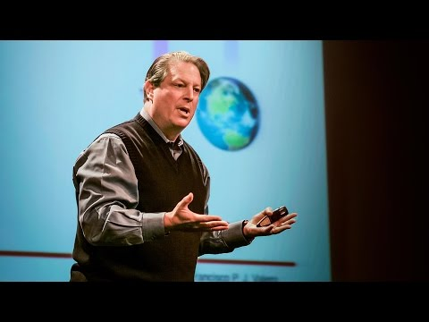 Averting the climate crisis | Al Gore