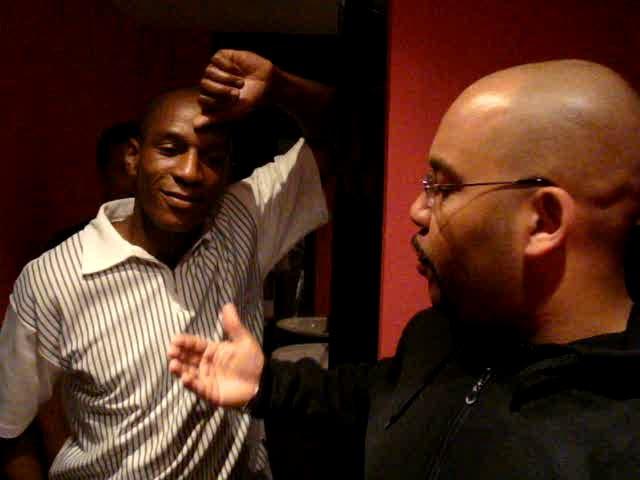 O.G.B de Mafia K'1Fry : dédicace au Trevoux Boxing Club